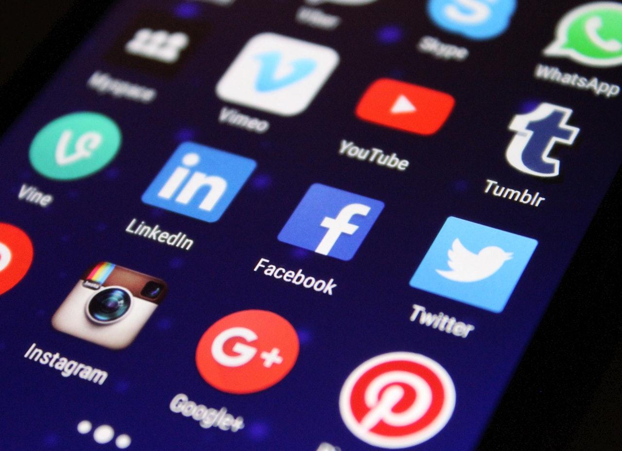 Redes Sociais Social Media