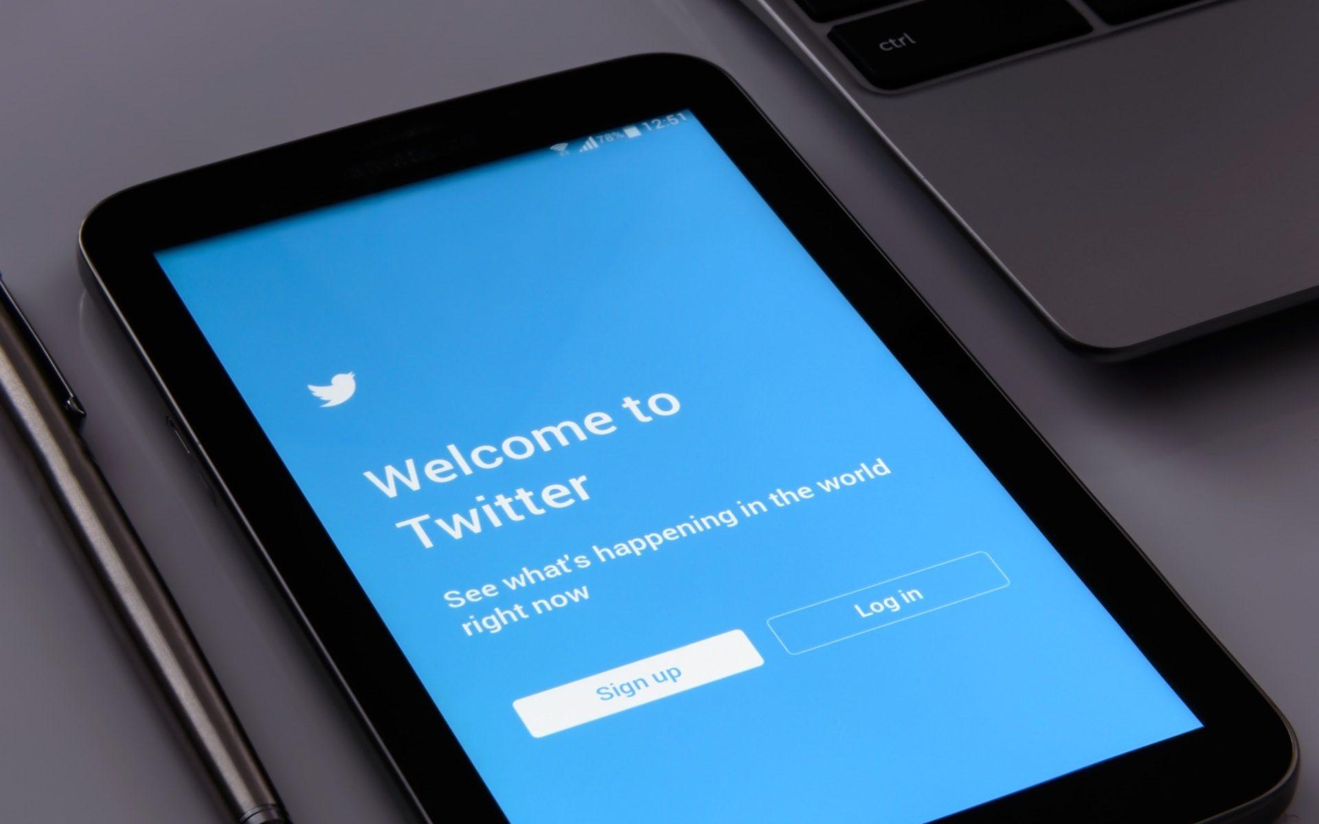 Twitter parte da estratégia de marketing digital