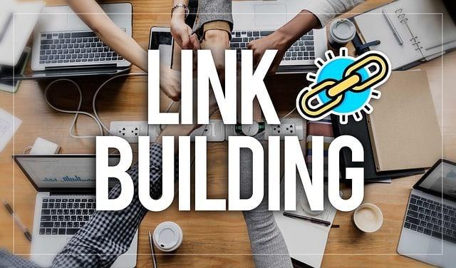 Link building estratégia